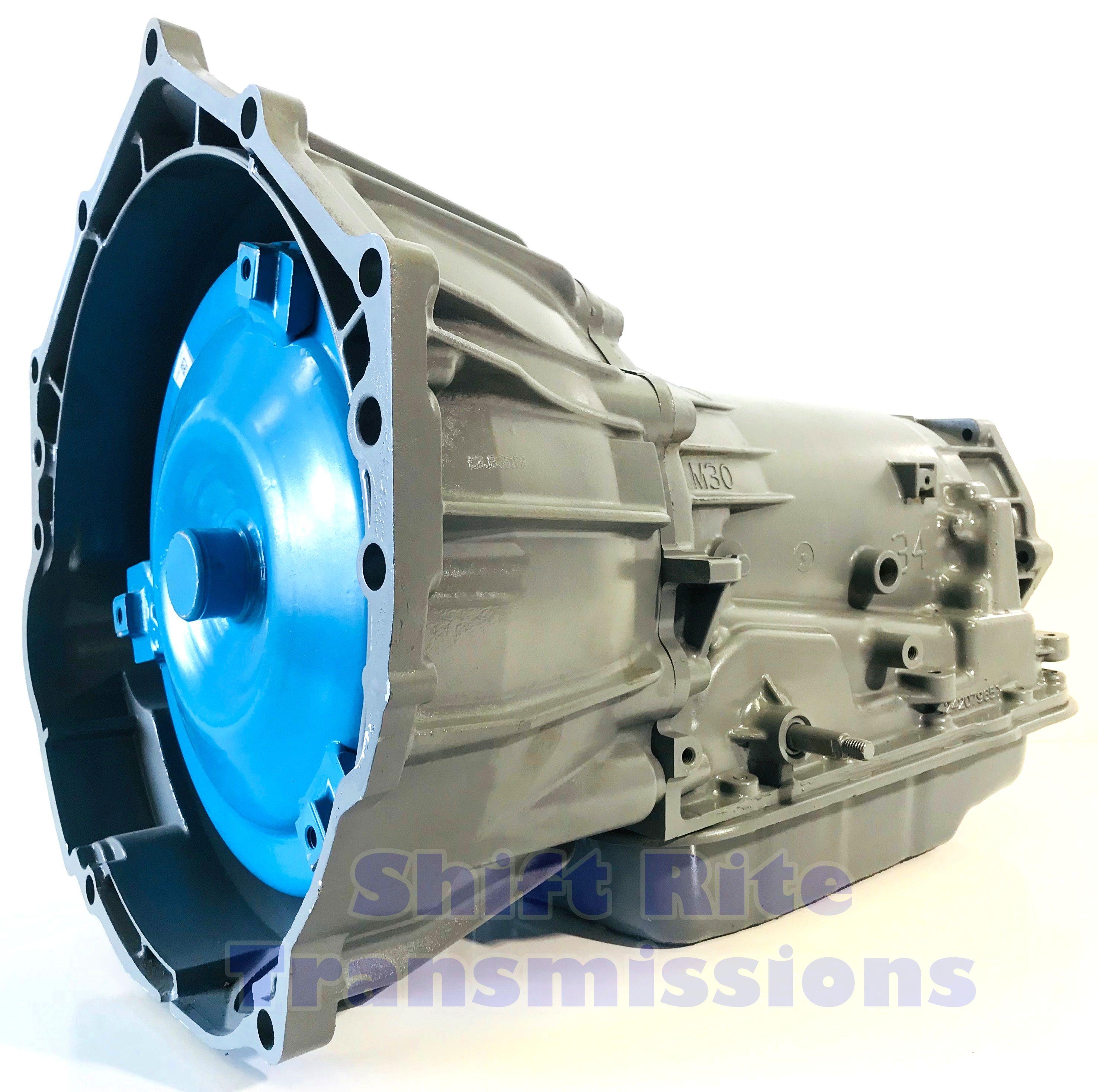2002 Saab 43594 Transmission: 4L65E 2001-2006 AWD TRANSMISSION 6.0L