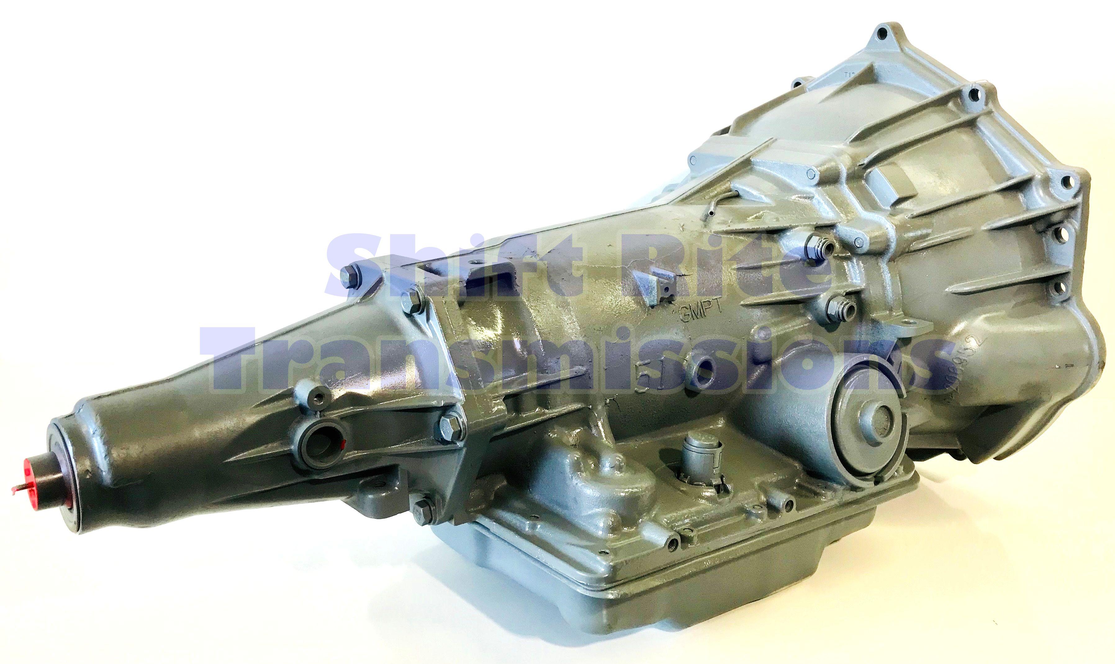 2001 GMC YUKON AUTO TRANSMISSION 5.3L 2WD 4L60E
