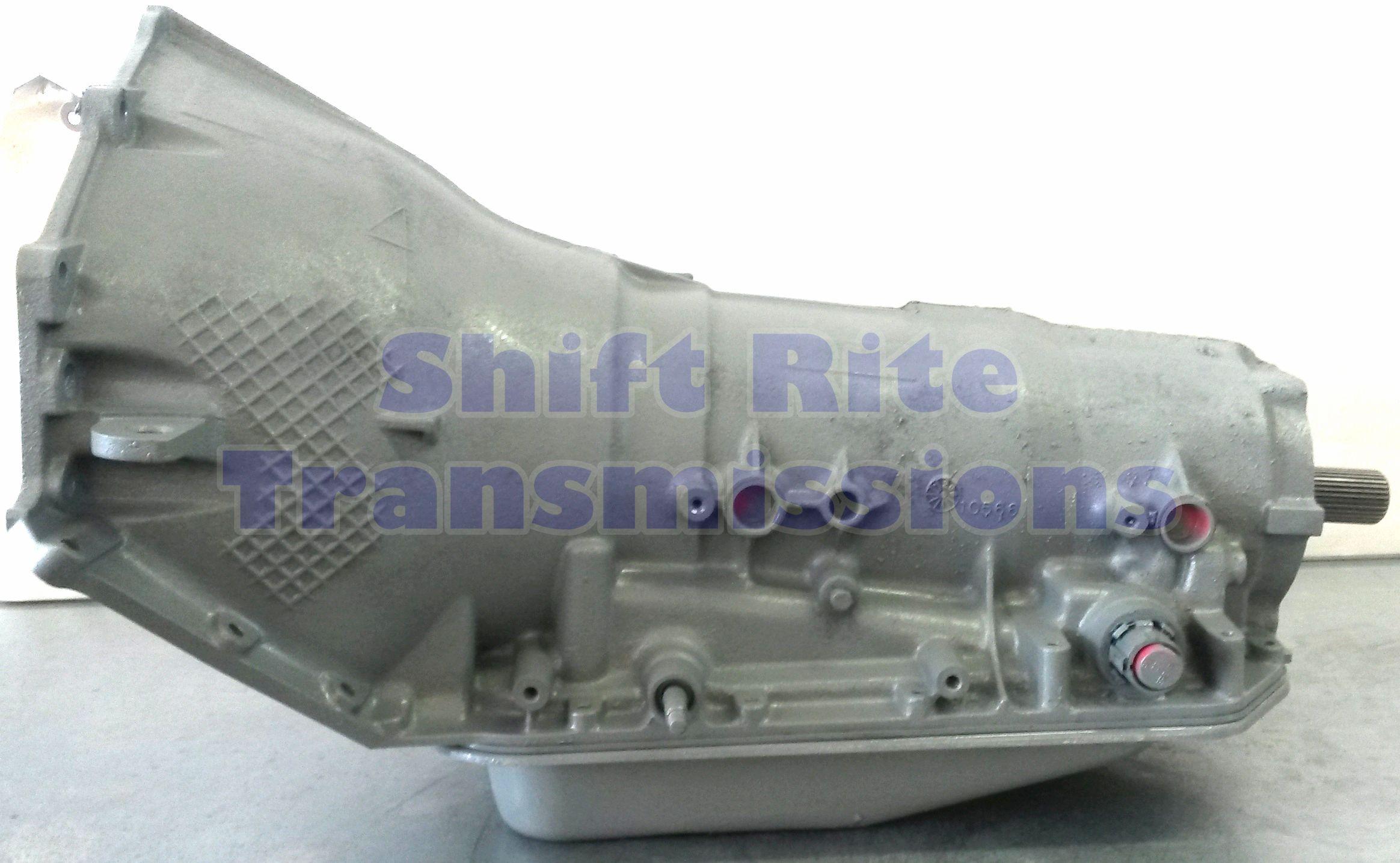 4L80E 1999-2009 2WD TRANSMISSION 5.7L 6.0L 6.5L 7.4L 8.1L