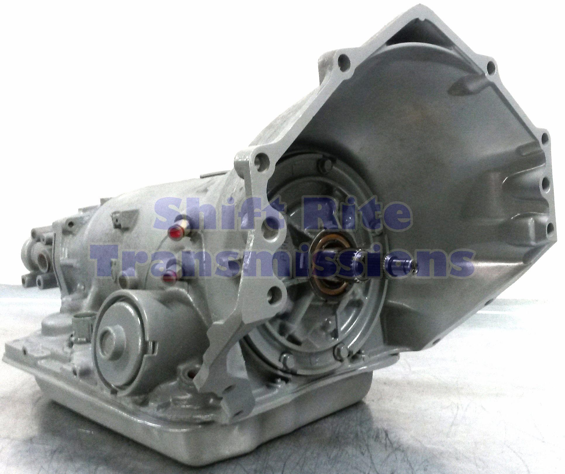 4L60E 1996-1997 4X4 TRANSMISSION 5.7L 5.0L 4.3L