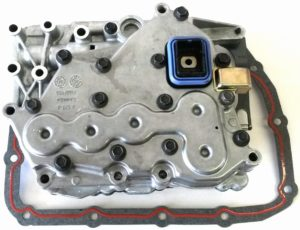 1993-1996 TAAT SATURN VALVE BODY W/ FIBER GASKET REMANUFACTURED