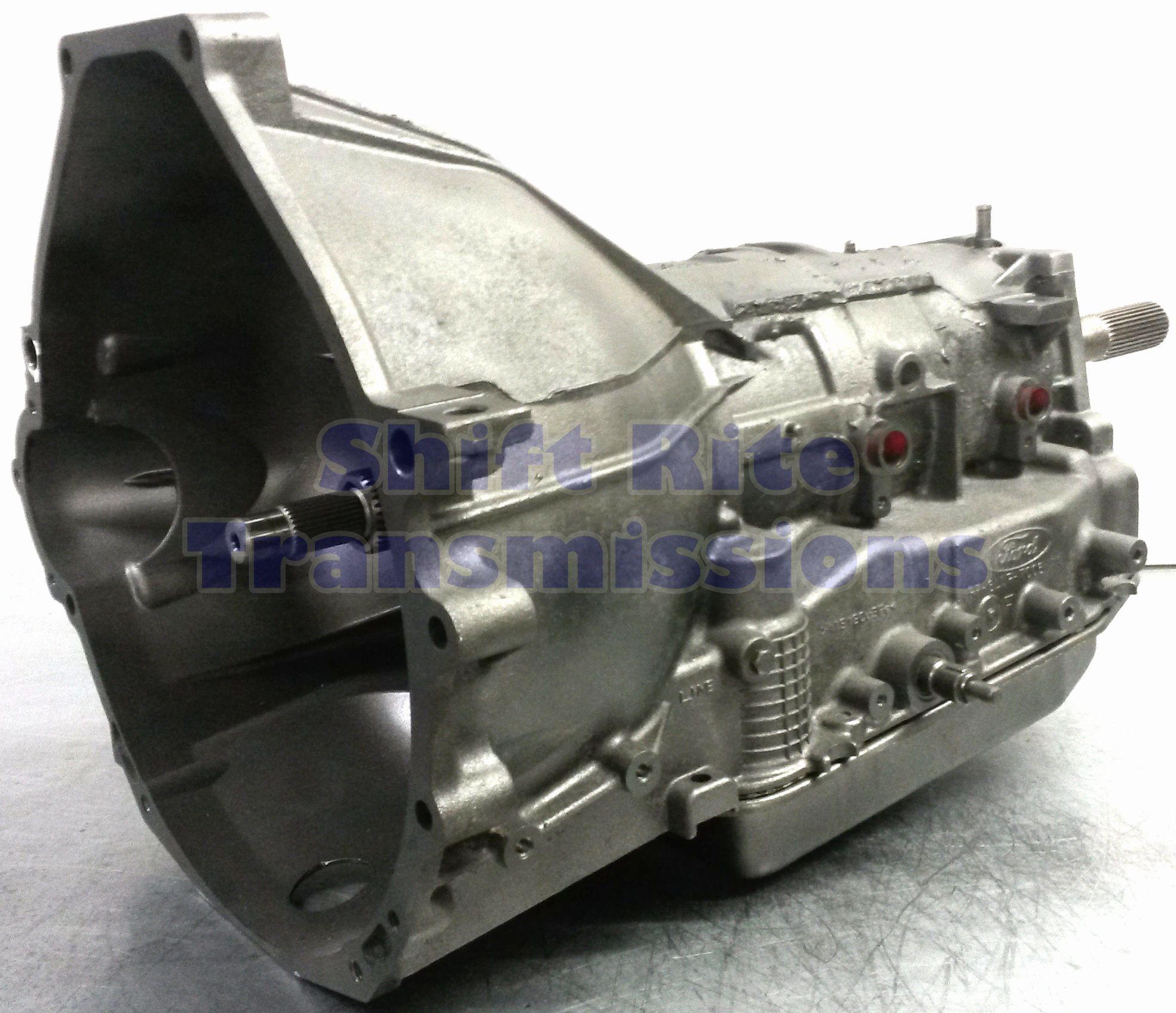 4R70W 1996-1997 2WD MUSTANG TRANSMISSION 3.8L
