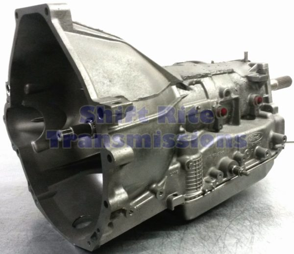 4R70W 1995-1997 2WD TRANSMISSION 4.6L