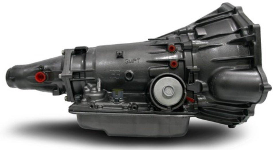 1998-2005 4L60E 2WD (298mm) TRANSMISSION 5.7L 5.0L 4.3L