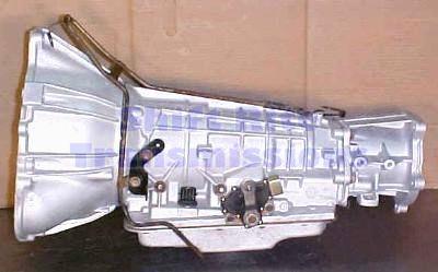 4R55E 95-96 2WD TRANSMISSION 4.0L