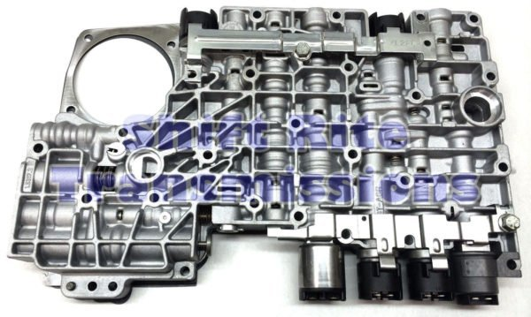 1995-1996 4R44E 2WD VALVE BODY REMANUFACTURED