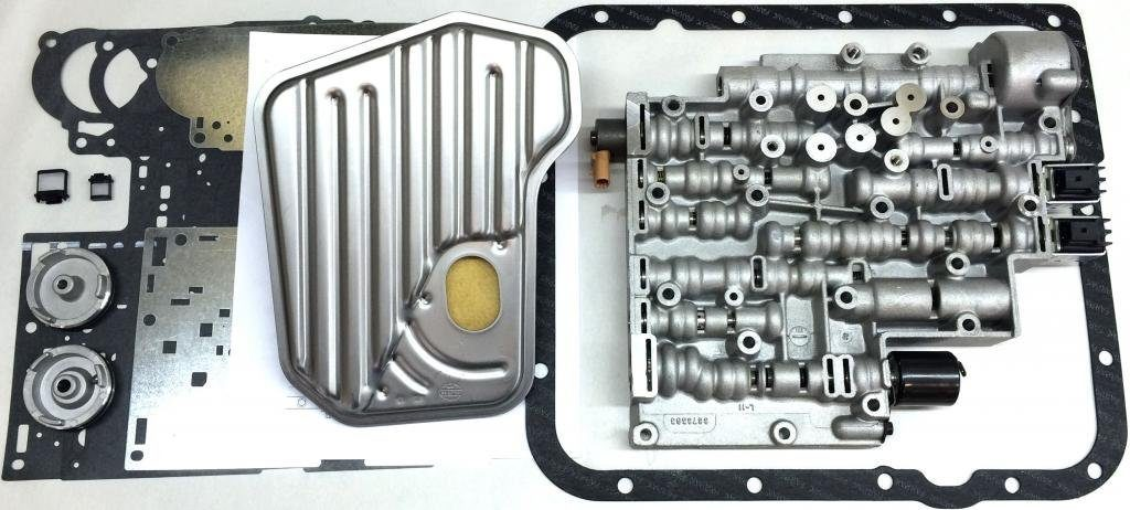 1993-1994 4L60E VALVE BODY REMANUFACTURED
