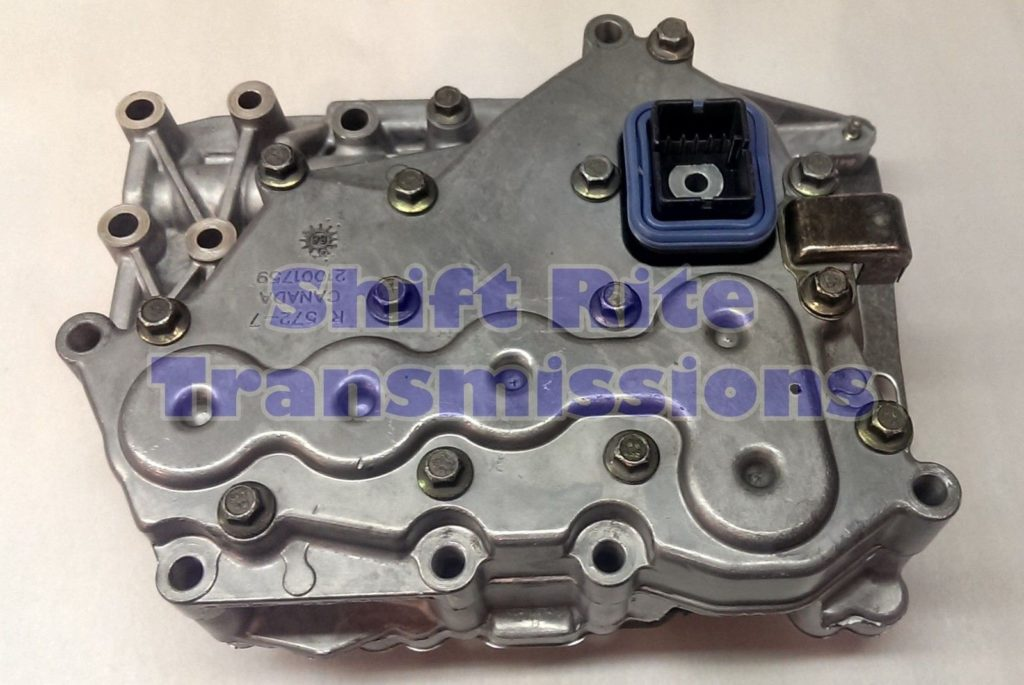 1993-2003 TAAT SATURN VALVE BODY REMANUFACTURED