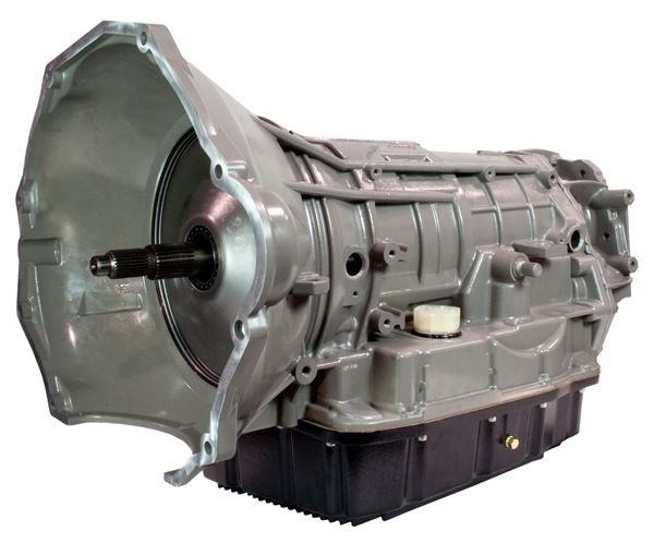 2007-2010 68RFE 6.7L 2WD DODGE RAM REMANUFACTURED TRANSMISSION